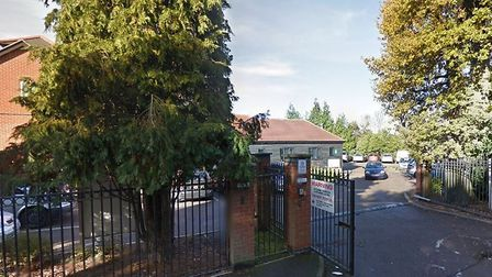Cygnet Hospital in Boxted Road, Colchester, has been placed in special measures Picture: GOOGLE MAPS
