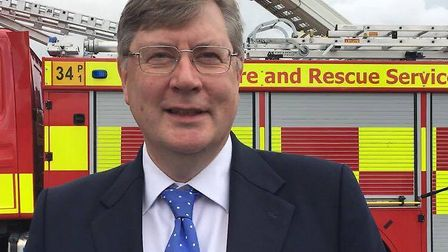 Police and crime commissioner for Essex, Roger Hirst Picture: ARCHANT