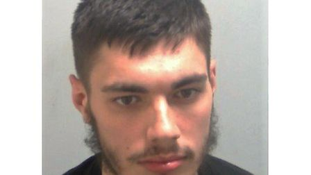 Essex Police are searching for Ryan Filby, 20, in connection with a murder investigation. Picture: E