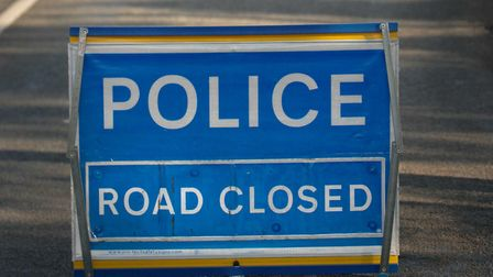 Police have closed the road in both directions (stock image) Picture: ARCHANT