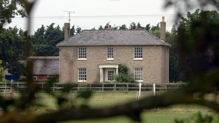 White House Farm in Tolleshunt D'Arcy Picture: ARCHANT