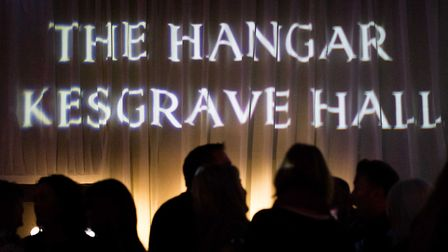 The Hangar at Kesgrave Hall is the venue for Beertopia Picture: MILSOM HOTELS