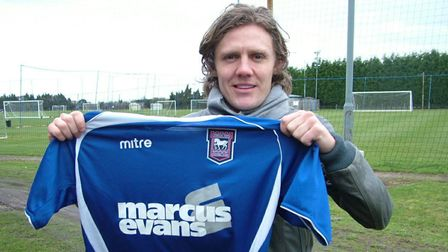 Flashback: the day Jimmy Bullard signed for Ipswich Town, on loan from Hull City, on January 27, 201