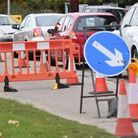 Where are roadworks likely to cause delays this week? Picture: ARCHANT