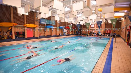 Stradbroke Swim and Fitness Centre could also receive a revamp in the new proposals Picture: GREGG B