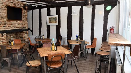 A new wine bar has opened in Suffolk, the Cobblers wine bar is a stylish new addition to Hadleigh hi