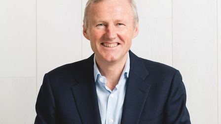 Clive Schlee, chairman of the Seckford Foundation Picture: PRET A MANGER