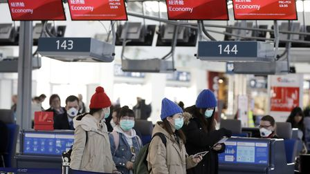 Lunar New Year holidays have been extended to keep people from returning to work across China. There