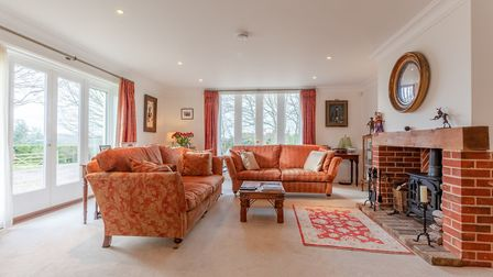 The light and airy living room at Church View Lodge Picture: JIM TANFIELD/INSCOPE IMAGES