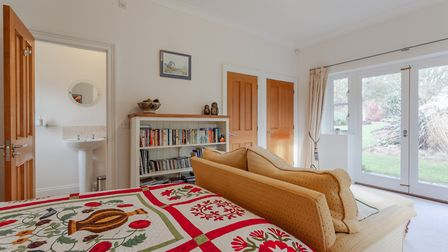 One of the bedrooms at Church View Lodge in Bromeswell Picture: JIM TANFIELD/INSCOPE IMAGES