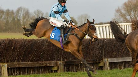 Fumet D'Oudairi and Jack Andrews will look to stay unbeaten at Horseheath. Picture: GRAHAM BISHOP PH