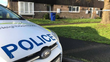 Police have launched a murder enquiry after the death of a woman in Brickfields Avenue in Newmarket.