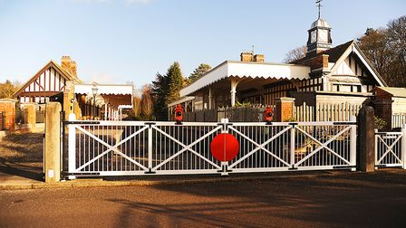 Wolferton station on the Hunstanton line is now a museum. Could trains ever return here? Picture: Ia