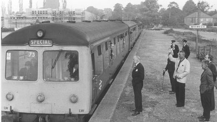 Could trains return to Wisbech? Picture: ARCHANT
