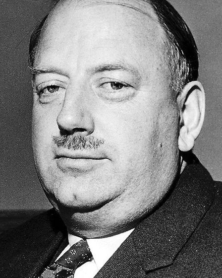 Dr Richard Beeching, whose infamous axe made such cuts in the railway system in 1963. Picture: ARCHA