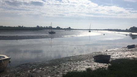 An early morning scene overlooking the River Blackwater in Maldon. Picture: CARL MARSTON