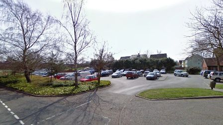 The new retirement apartments are proposed for a car park site in Martlesham Heath Picture: GOOGLE M