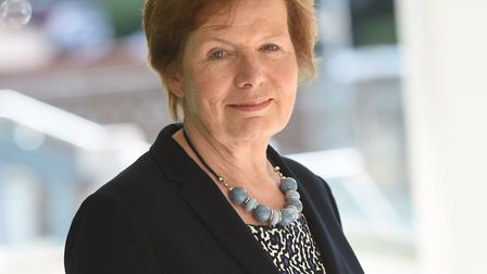 Mary Evans said she was taking the report findings seriously. Picture: ARCHANT