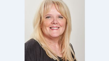 Diane Hull , Norfolk and Suffolk NHS Foundation Trust's chief nurse Picture: DAVID REES