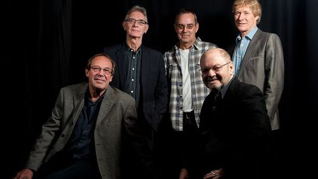 Southwold Arts Festival celebrates the 40th anniversary of The Blues Band with a special opening nig