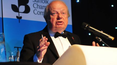 John Sergeant, former political editor with the BBC, will be discussing his career at the Sputhwold