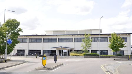 The hearing took place at Suffolk Coroner's Court in Beacon House, Ipswich Picture: ARCHANT