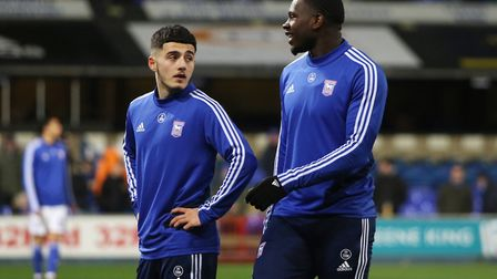 Homegrown duo Armando Dobra and Tyreece Simpson are likely to be involved again this weekend. Photo: