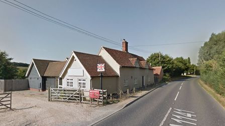 The former Donkey pub in Hadleigh is up for sale for £700,000. Picture: GOOGLE MAPS