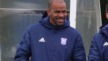 Kieron Dyer left his role as joint Under-18s manager at Ipswich Town last summer in order to pursue