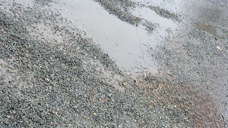 Suffolk Highways said it has previously sent workers to resolve the issues Picture: CLAIRE RUSHER