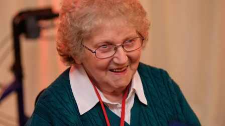Grandmother Beryl Rose is the inspiration behind the name and branding of the new Rambling Rose Coff