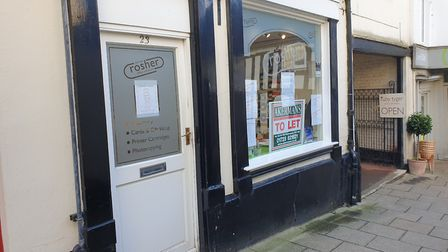 Barnes Rosher Office Solutions will close on Saturday Picture: ARCHANT