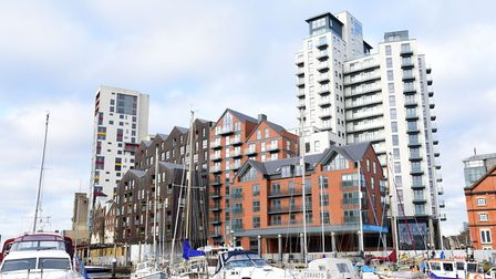 Ipswich is one of the areas that could benefit from investment, the letter says. Picture: CHARLOTTE