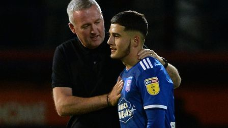 Could Armando Dobra be unleashed against Blackpool? Photo: Pagepix Ltd