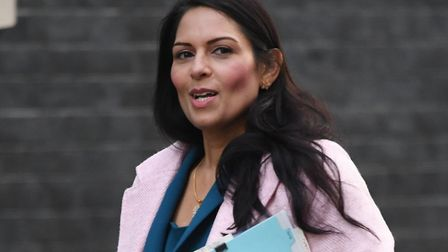 Home Secretary Priti Patel has been criticised by the outgoing permanent secretary at the Home Offic