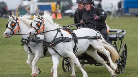 The East Anglian Game and Country Fair returns to the Euston Estate near Thetford on April 25-26. Pi