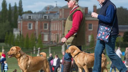 The East Anglian Game and Country Fair returns to the Euston Estate near Thetford on April 25-26.