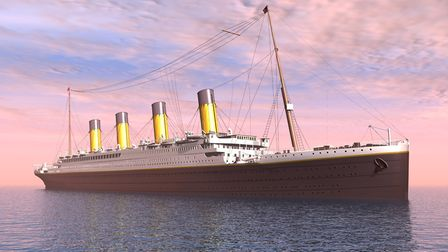 Spend an evening on the Titanic Picture: Getty Images/iStockphoto