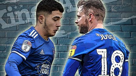Alan Judge's injury may open the door for Armando Dobra to start for Ipswich Town. Picture: ARCHANT