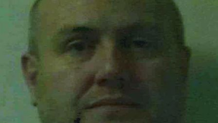 Matthew Nutley, 46, failed to return to prison, where he is jailed for offences including robbery an