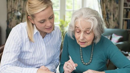 Put your family's minds at ease by planning for the future now. Picture: Getty Images