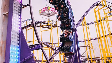 Looping Star is set to be the new main attraction at Clacton Pier - but may be delayed until 2021 Pi