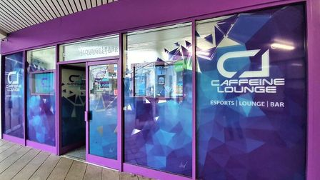 Caffeine Lounge is situated in the Borehamgate precinct of Sudbury town centre and has already becom
