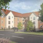 An artists' impression of the proposed new complex in Martlesham Picture: FEILDEN AND MAWSON