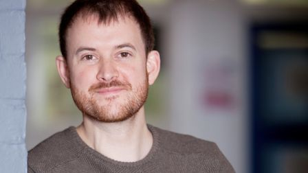 Owen Calvert-Lyons who has been appointed as the new artistic director and CEO of the Theatre Royal,