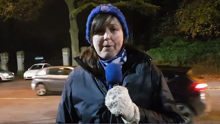Ipswich fan and Kings of Anglia columnist Amy Downes.