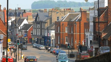 Free parking after 3pm on Mondays is to be introduced in Newmarket town centre from April 6. Picture