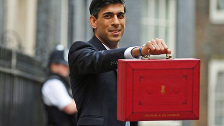 Chancellor Rishi Sunak didn't wield the axe over farmers' tax reliefs - prompting praise from farmer