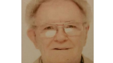 Essex man James Watters, 85, has been reported missing and is believed to be in Clacton Picture: ES
