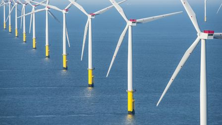 Onshore infrastructure for offshore wind farms is causing big concerns across east Suffolk Picture: